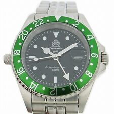 Tauchmeister U-Boot-Professionell 60ATM SWISS-GMT T0172