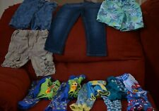 BOYS` CLOTHING 3T 4T 5T CAT & JACK, MARVELS / JEANS, SWIMMING TRUNKS, PAJAMAS