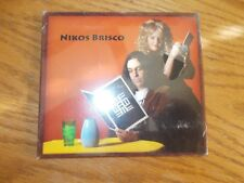 NIKOS BRISCO - ALL YOU CAN EAT  CD BRAND NEW SEALED