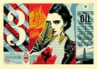 SOLD OUT Shepard Fairey Obey WRONG PATH Large Format Print (Edition of ONLY 75!)