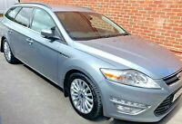 Ford Mondeo Estate, 1.6 TDCi eco Zetec Business Edition (SS) 5d 2013