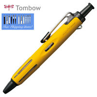 "Tombow AirPress"" Yellow BC-AP52 Pressurized Ballpoint Pen 0.7mm Outdoor"