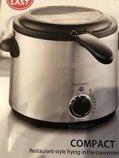 Farberware 1.5 - Liter Stainless Steel Deep Fryer Model FW-DF808