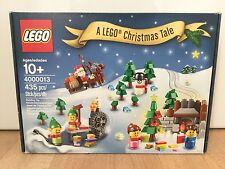 Lego 4000013 - A Lego Christmas Tale - Rare, New & Sealed