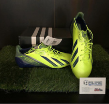 Adidas Adizero F50 TRX FG Synthetic - Electricity/Electri UK 6.5, US 7, EU 40