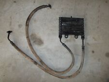 2000 Yamaha Grizzly 600 4X4 Oil Cooler Fin Coil Hoses Lines