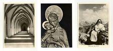 3 AK Abtei Himmerod · Kreuzgang · U.L. Frau · Näher mein Gott zu Dir! · um 1960