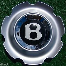 Original Genuine OEM Factory BENTLEY Continental 21 in Elegant Wheel CENTER CAP