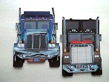 3D - U Pick - VH2 Motorcycle Boat Mack Truck Scrapbook Card Embellishment