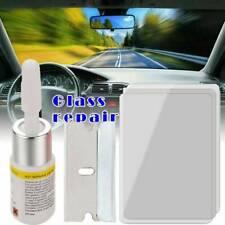 Automotive Glass Nano Repair Fluid﹣Car Window Glass Crack Chip Repair Tool Kit