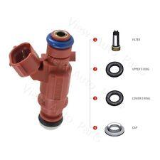 4 set Fuel Injector Repair Seal Kit For Nissan Sentra #0280155937 FJ745 84212247