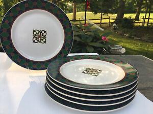 PFALTZGRAFF AMALFI CLASSIC Set of ~4 Salad Plates!