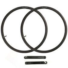 """2 x 26"""" inch Inner Bike Tube 26 x 1.75 - 1.95 Bicycle Rubber Tire Interior BMX"""
