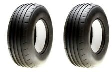 NEW Vaterra Fr Tire Ribbed w/Foam Med 40mm 2 Glamis Fear/Glamis Uno FREE US SHIP