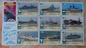 Quartett Marine Ausgabe 1991