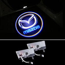 LED Door Light Projector Courtesy Logo Emblem HD M6 For MAZDA 6 ATENZA 2014-2016