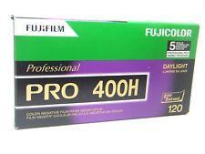 5x FUJI FILM PRO 400H 120 ROLL CHEAP COLOUR PRINT FILM by 1st CLASS ROYAL MAIL