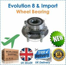For Mitsubishi Evolution Evo 8 & Import 2.0 Turbo 2002 2005 Front Wheel Bearing