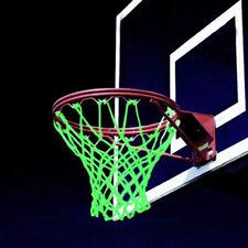 Basketball Net Luminous Glow in The Dark Portable Sports Nylon Backboard Mesh