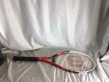 "Wilson Tatanium Impact Tennis Racket, 27"", 4 1/4"" 00006000 ;"