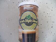 Homebrew Beer Kit Muntons IRISH STYLE STOUT 6 Gallon rish Guinness Murphys Oshea