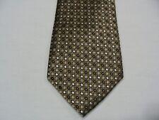 Van Heusen - Marron Gris & Métallique - Polyester Cravate