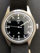 Timefactors Smiths Military PRS-29A W10 36mm Swiss Mechanical Watch ETA 2801-2