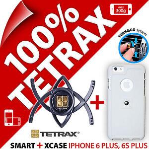 "Tetrax Bundle Smart In Car Holder +Xcase Case for iPhone 6 Plus / 6S Plus (5.5"")"