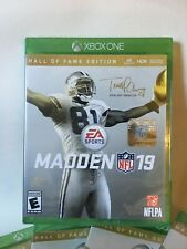 Madden NFL 19 - Hall of Fame Edition (Xbox One)