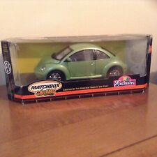 Matchbox collectibles Exclusive Folkswagen Beetle.Scale 1/18.