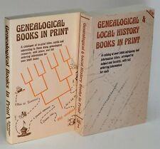 Genealogical & Local History Books in Print: SCHREINER-YANTIS (2-vol. set) 81502