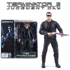 Terminator 2 Judgment Day T-800 Pescadero Escape PVC Action Figurines Model Toy