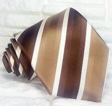 Cravate de luxe , NOUVEAU, 100% soie , fait à la main , Made in Italy