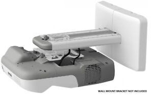Epson EB-455Wi 2500-Lumen 3-LCD Ultra Short Throw Projector
