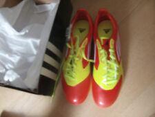 Adidas F10 TRX FG Fußballschuhe outdoor Gr. US 8 1/2 UK 8 FR 42 orange gelb