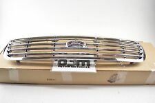 2001-2011 Ford Crown Victoria Front Hood Grille Chrome new OEM 6W7Z-8200-BA
