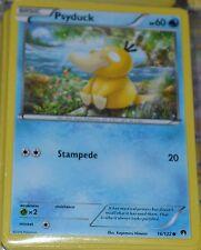 Psyduck # 16/122 XY Breakpoint Set Pokemon Trading Cards Break Point MINT