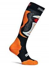 Sidi MX socks Faenza fluo Orange talla: s-m