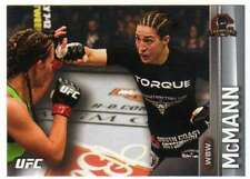 2015 Topps UFC Champions Silver #57 Sara McMann