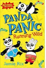 JAMIE RIX __ PANDA PANIC __ RUNNING WILD ____ BRAND NEW __ FREPOST UK
