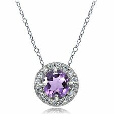 Topaz Natural Amethyst Fine Jewellery