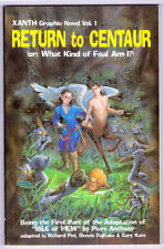 New listing Return to Centaur (or: What Kind of Foal Am I?) Xanth Graphic Novel comic in Vf