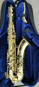 Selmer Paris 62J Series III Jubilee' Tenor  Saxophone w/Case & extra's An.668974