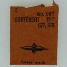Cortebert cal 677-679 balance staff