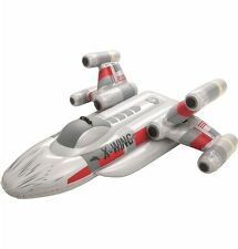 Star Wars X-Fighter Rider - Bestway A Chevaucher Lilo Piscine enfants NATATION