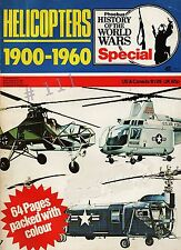 HELICOPTERS 1900-1960 .. Pheobus History World Wars Special - SIKORSKY S-55
