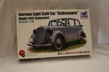 "Bronco CB-35047 1:3 5 German Light Staff Car "" "" Model 1937 (Cabriolet)"