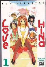 LOVE HINA VOLUME 1    VERSION FRANCAISE