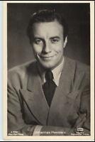 JOHANNES HEESTERS um 1950/60 Porträt-AK Film Bühne Theater Schauspieler Bavaria