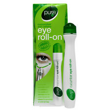 New pure cucumber caffeine eye roll-on soothe tired skin and reduce eye bag 15ml